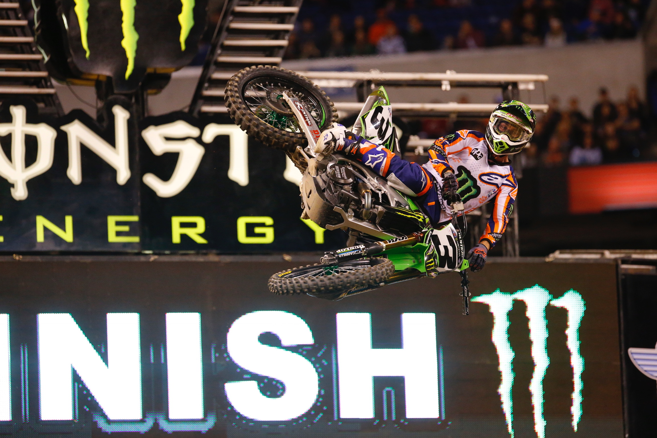Tomac Earns Win Number 6 in Indy