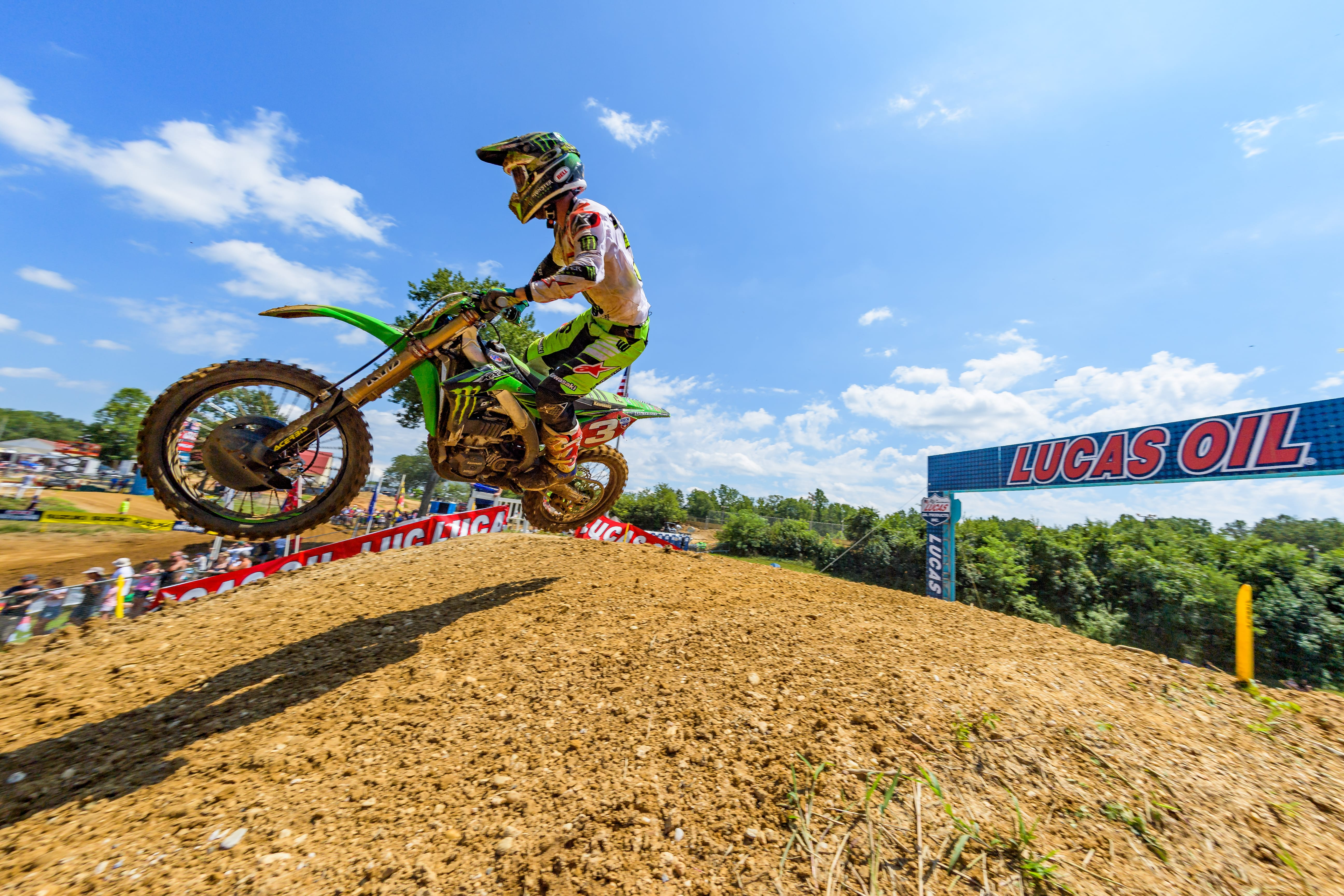Cianciarulo Claims First Win at Budds Creek