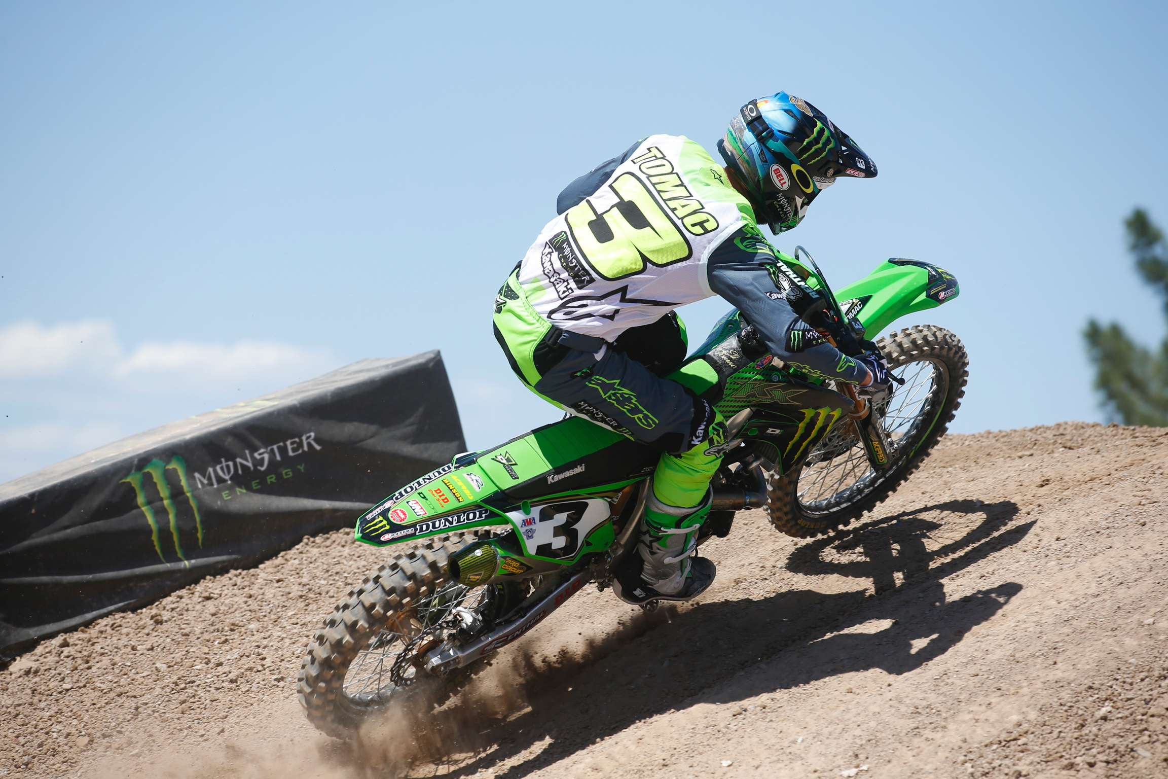 ARTICLE:05/05/2019: Monster Energy® Kawasaki's Eli Tomac